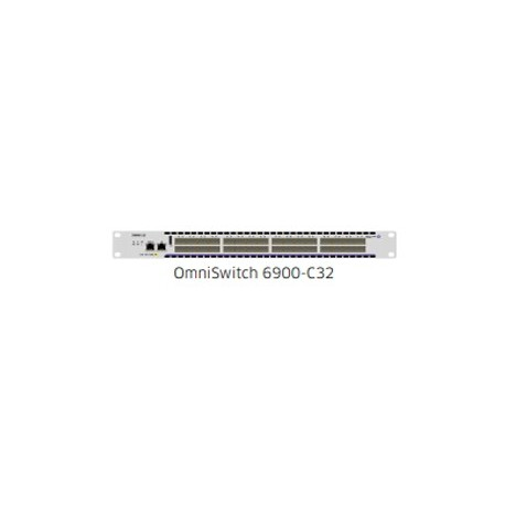 ALCATEL LUCENT OMNISWITCH 6900 32-PORT QSFP28