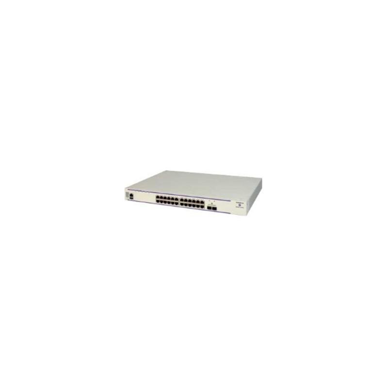 OS6450-24XM Gigabit Ethernet 1RU chassis. 24 10/100/1000 BaseT,