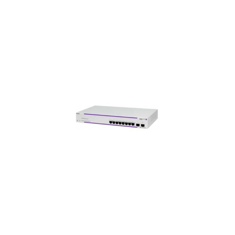 OS2220-P8: WebSmart Gigabit standalone chassis in 1RU size. Incl