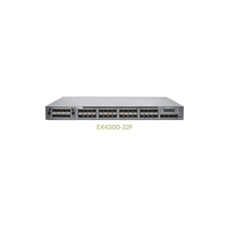 JUNIPER EX4300 32-port 100/1000BASE-X SFP, 4x10