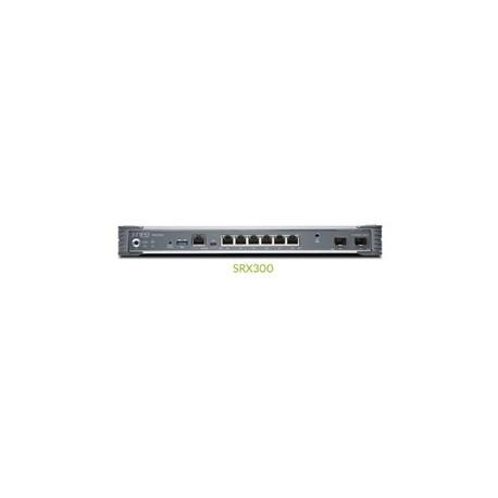 JUNIPER SRX300 Services Gateway includes