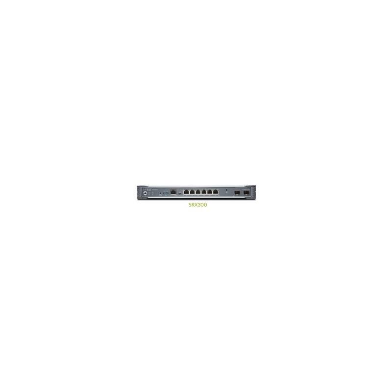 SRX300 Services Gateway includes