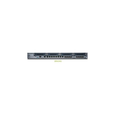 JUNIPER SRX340 Services Gateway includes