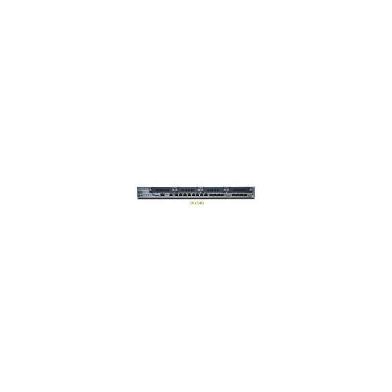 SRX340 Services Gateway includes