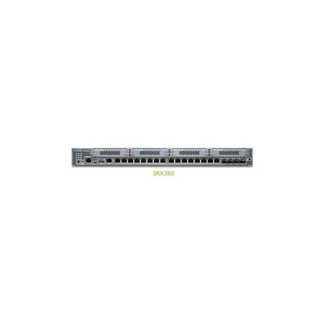 JUNIPER SRX380 Services Gateway includes