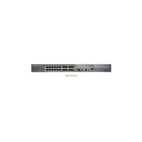 JUNIPER SRX1500 Services Gateway include