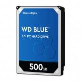 WD HDD Storage 3,5 Inch 7200 rpm 500 GB