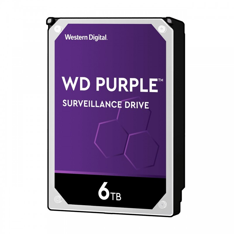 HDD Storage 3,5 Inch 5400 rpm 6 TB