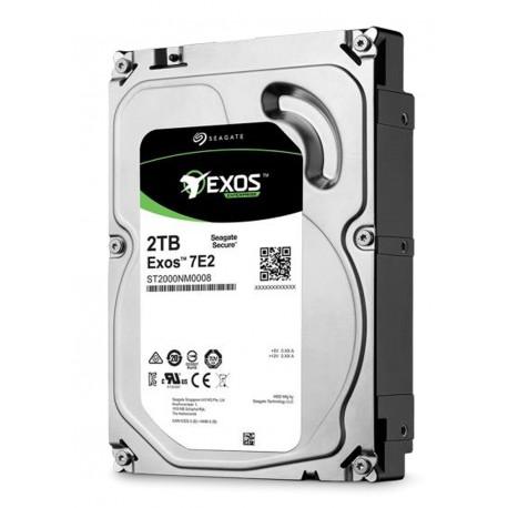 Seagate Enterprise 2 TB 3.5 Inch -Exos 7E2 - SATA