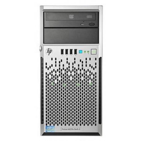 HP ML310e Gen8 v2 8SFF CTO Server (E3-1220v3, 2x8GB, 2x146GB 15K, 1xPSU)