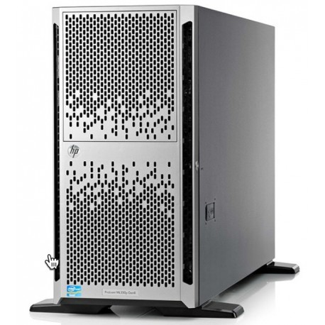 HP ML350p T08 SFF CTO  Server (E5-2609v2 2x2GB 2x300GB 15K, 2xPSU, 1x DAT Tape drive)