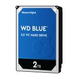 WD HDD Storage 3,5 Inch 5400 rpm 2 TB