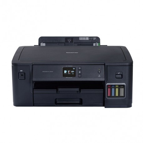 Brother -Inkjet MFC- A3 Inktank, Single function Printer, BT-D60BK, BT-5000C/M/Y